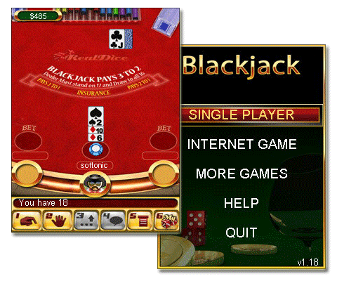 Real Dice BlackJack