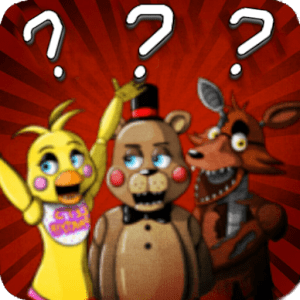 Which Animatronic Are You? 1.2.1.1