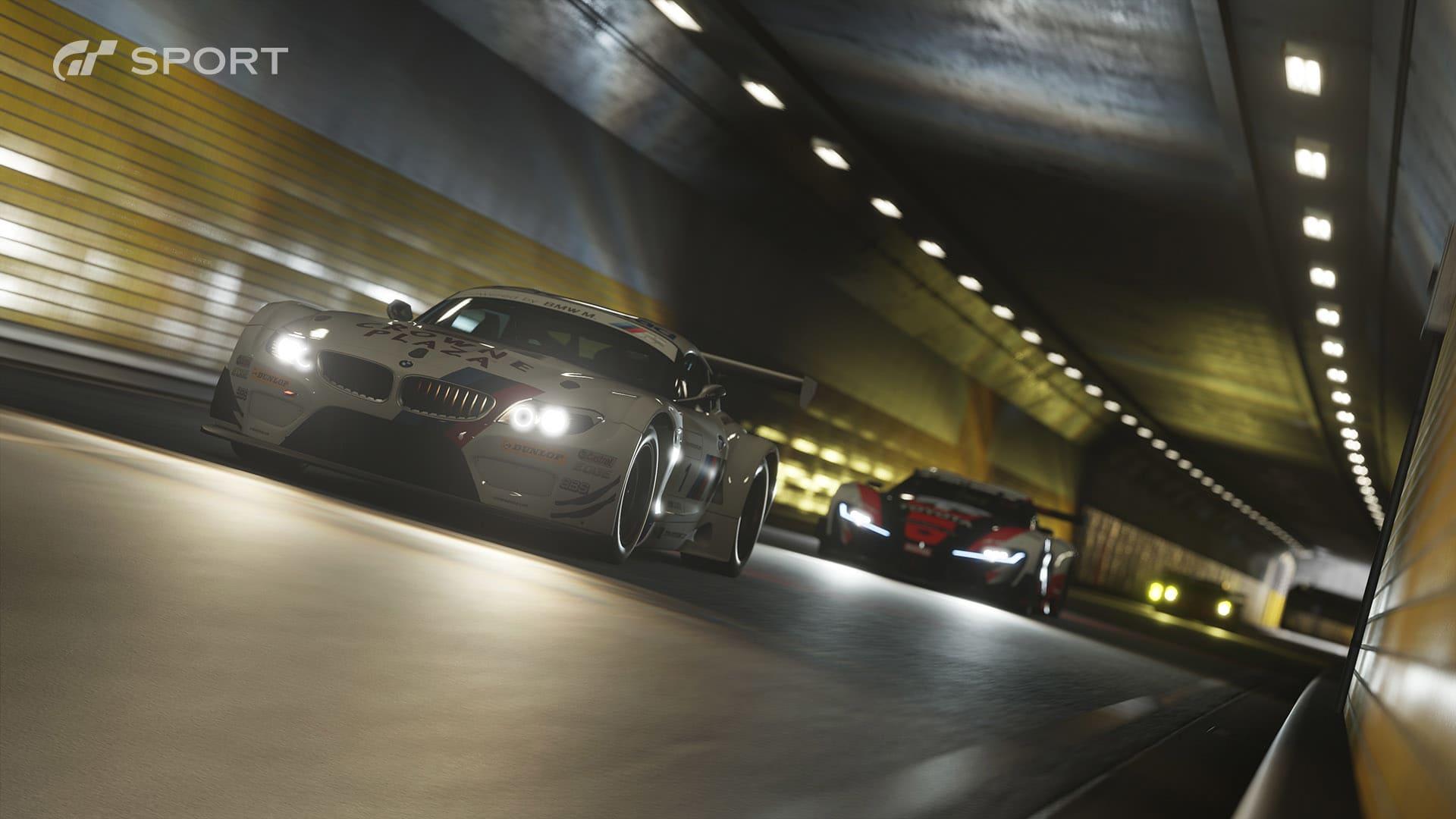 Gran Turismo Sport PS VR PS4