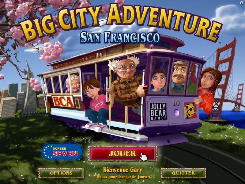 Big City Adventure: San Francisco