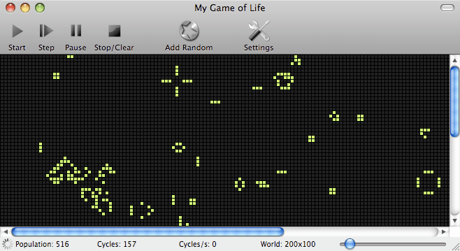My Game Of Life