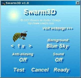 Swarm3D