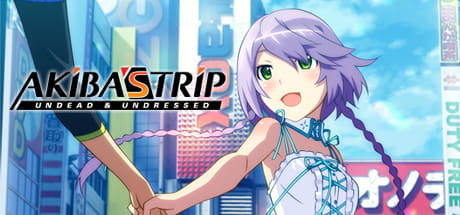 AKIBA'S TRIP: Undead & Undressed 2016