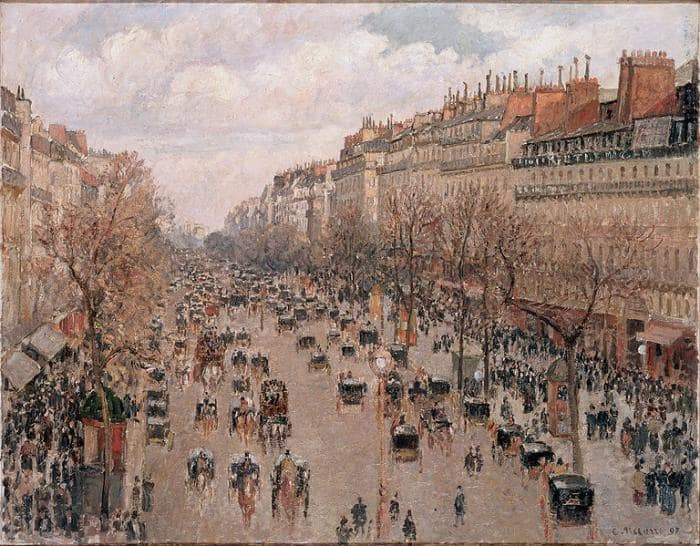 Camille Pissarro Painting Screensaver