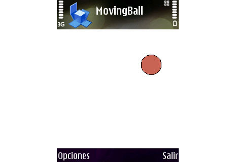 MovingBall