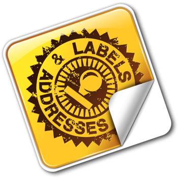 Labels & Addresses 1.7.3