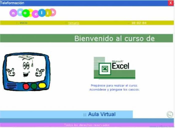 Curso Interactivo de Microsoft Excel XP