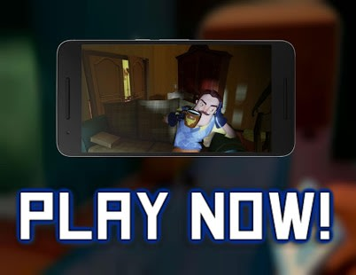 PlayGame for Hello Neighbor