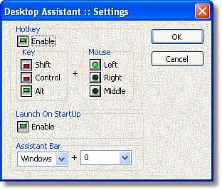 TheFreeDictionary Desktop Assistant