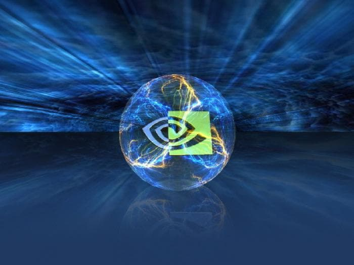 NVIDIA Orb ScreenSaver