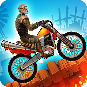 Mad Road: Apocalypse Moto Race varies-with-device