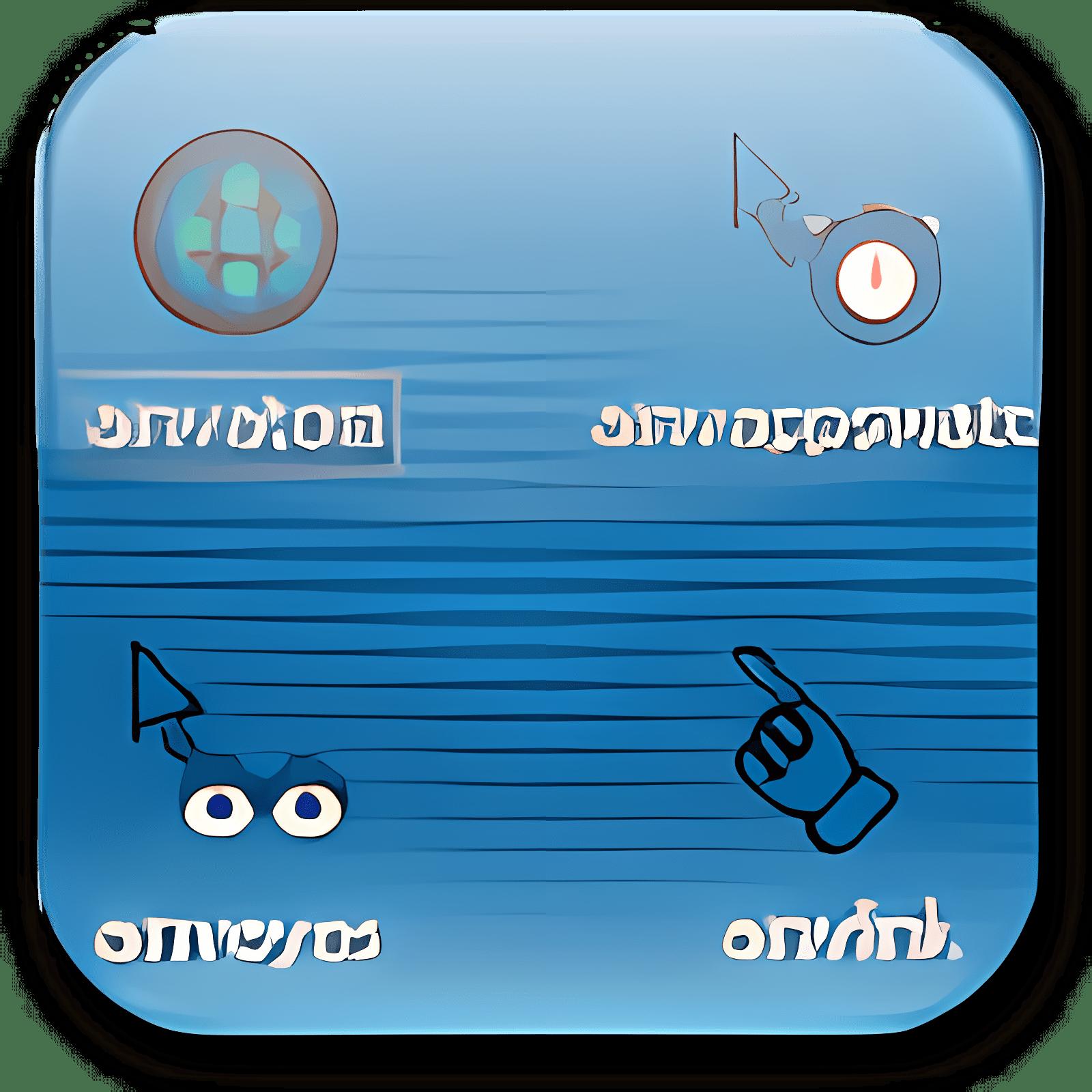 Animated Inverse Cursor Scheme