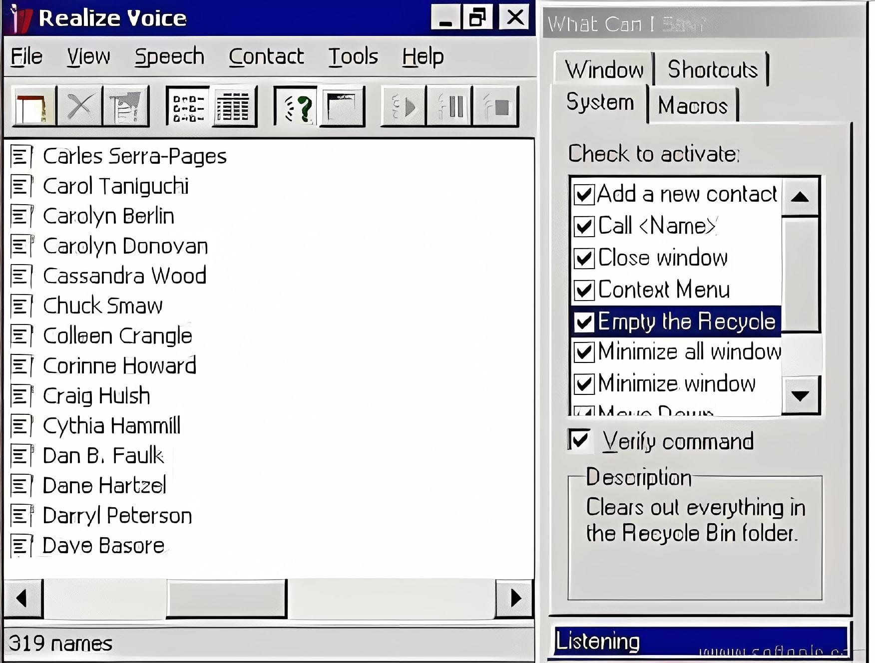Realize Voice