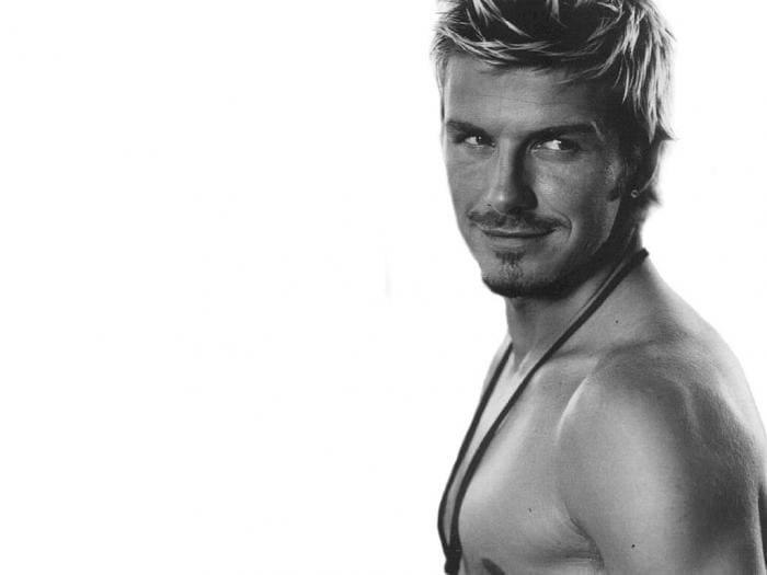 Fond d'écran David Beckham