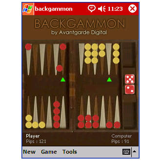 Backgammon II Lite