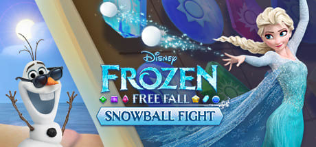 Frozen Free Fall: Snowball Fight 2016