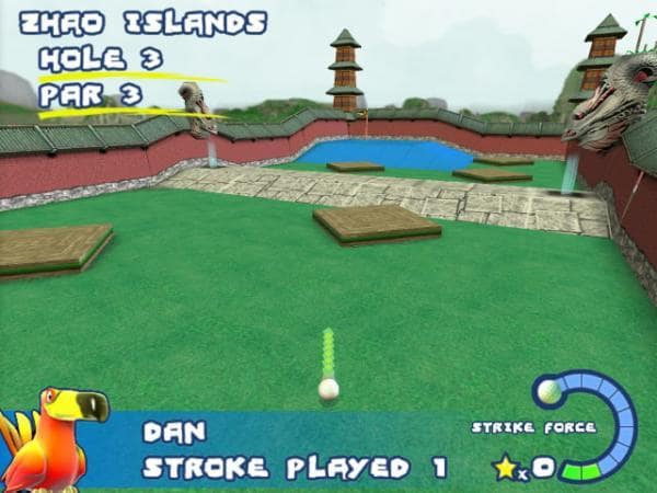 Islands Mini Golf
