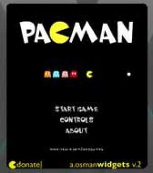 Pacman para Dashboard