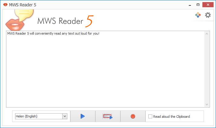 MWS Reader