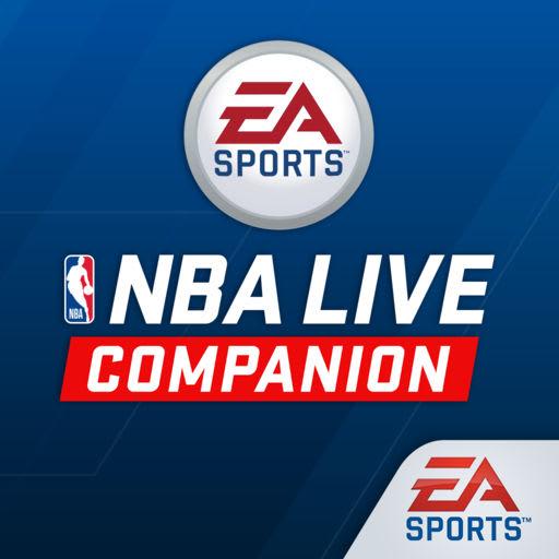 NBA LIVE Companion 2.0.1
