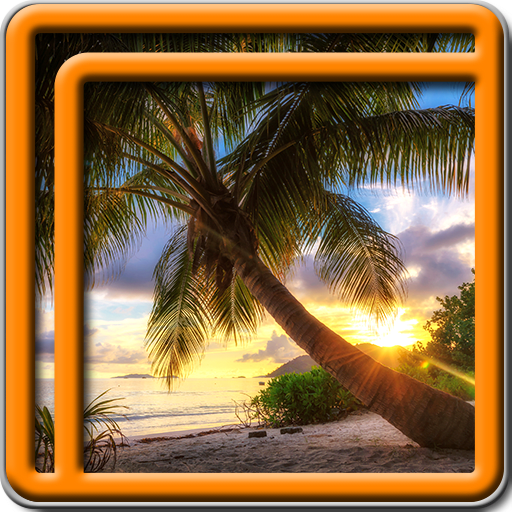 Beach Sunrise Live Wallpapers