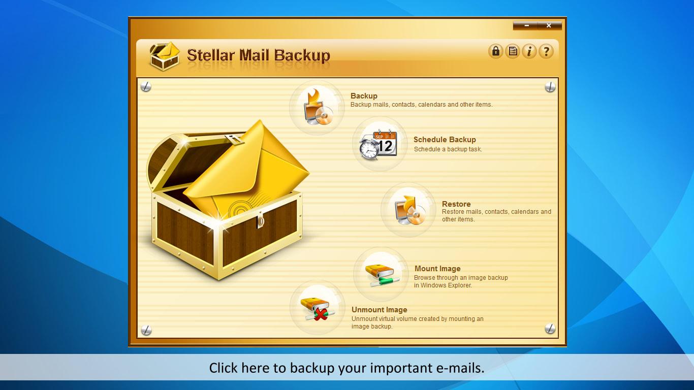 Stellar Outlook Manager