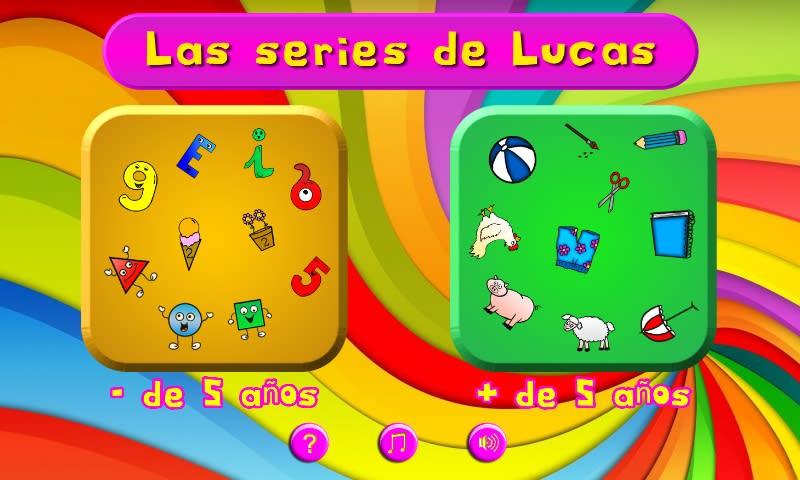 Las Series de Lucas