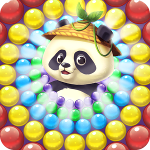 Panda Bubble Shoot