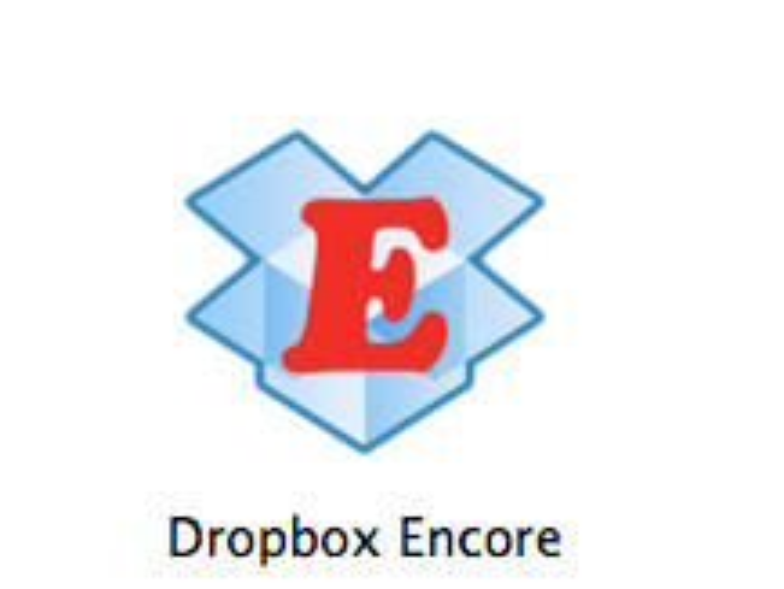 Dropbox Encore