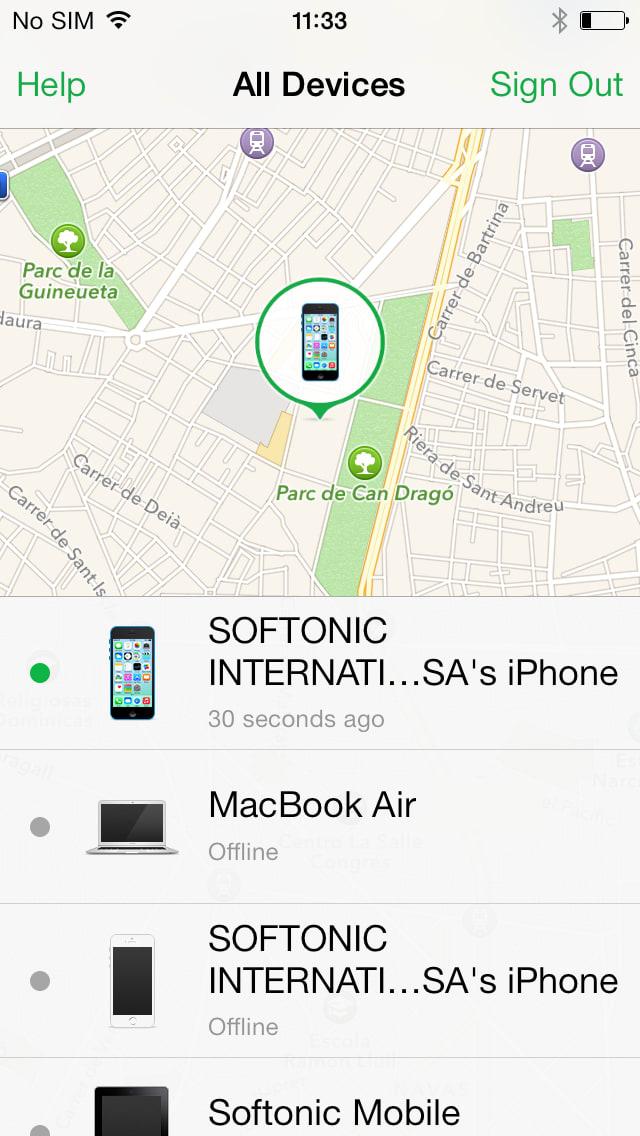 Telecharger Localiser Mon Iphone