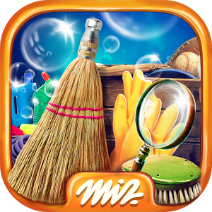 Hidden Objects House Cleaning varies-with-device