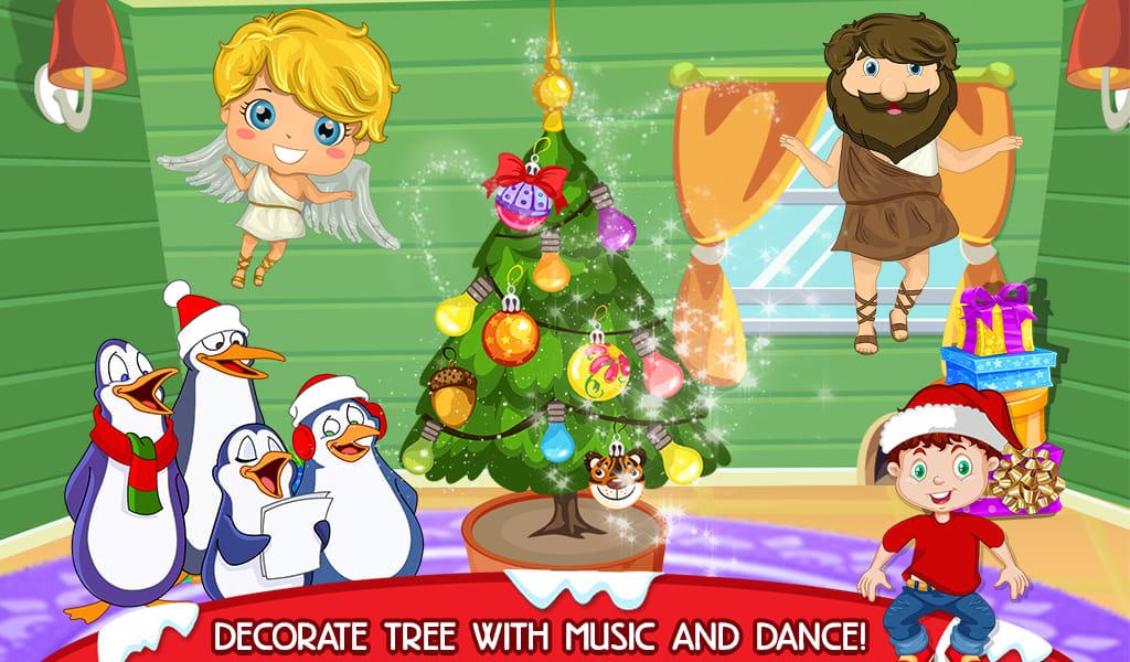 Christmas Rhyme For Kids