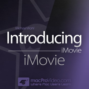 Course for Intro to iMovie 2.0.2