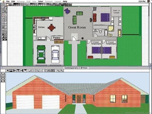 Design Your Own Home 3D Walkaround Para Mac - Descargar