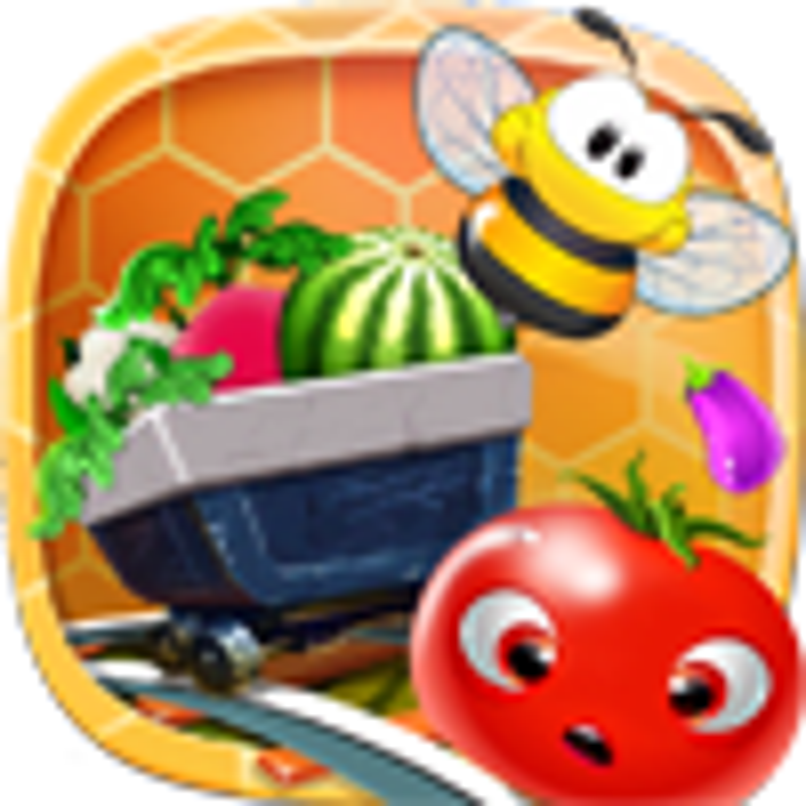 Honeycomb Farm Match 3