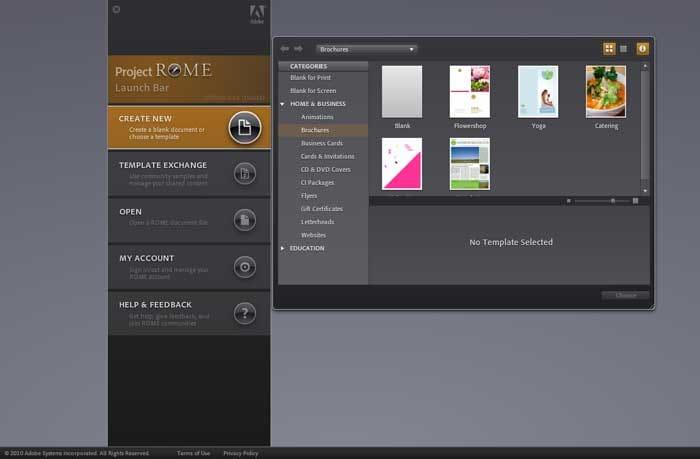 Adobe Rome Download