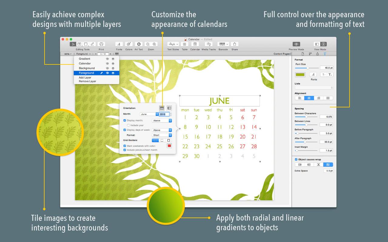 Swift Publisher para Mac - Descargar