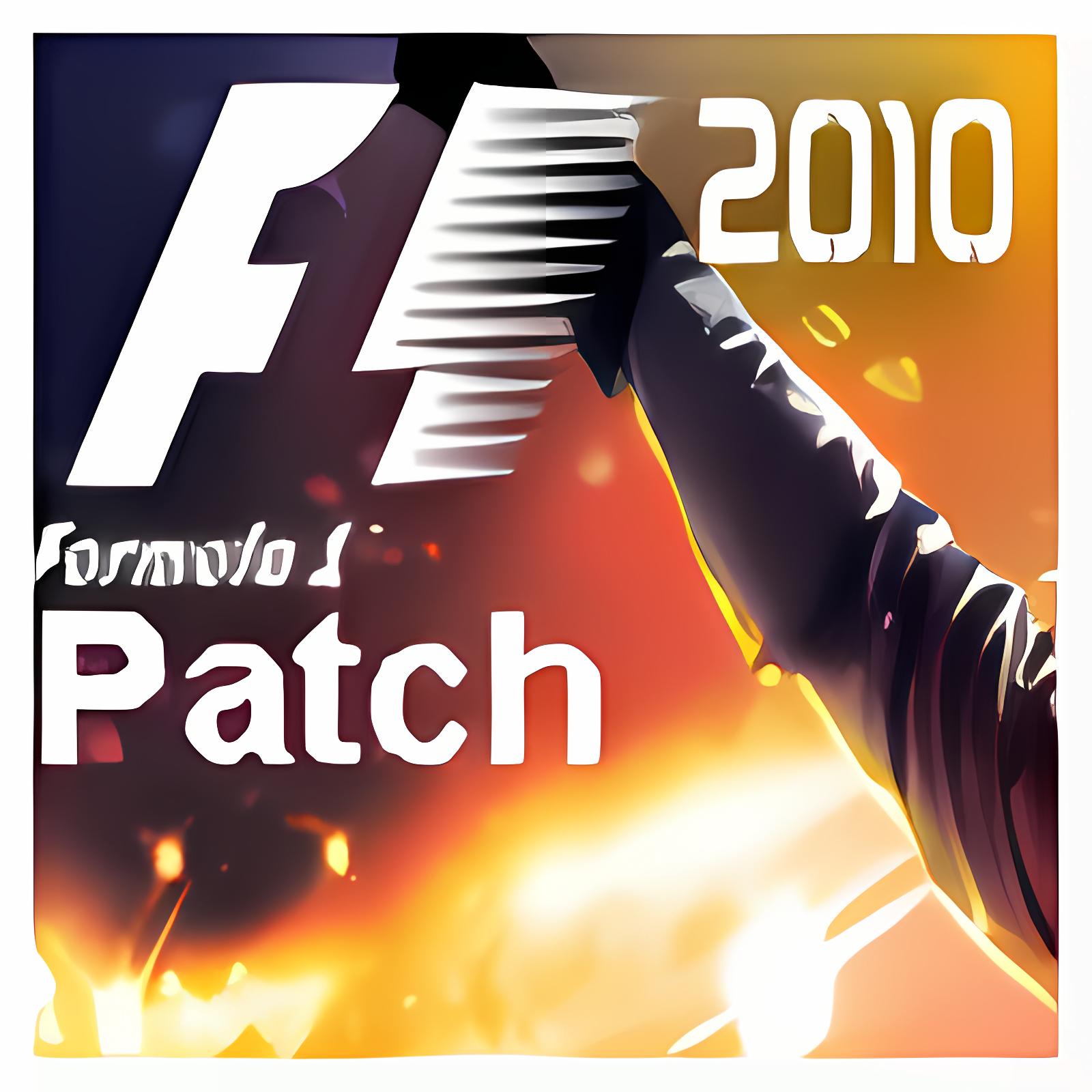 Patch pour F1 2010