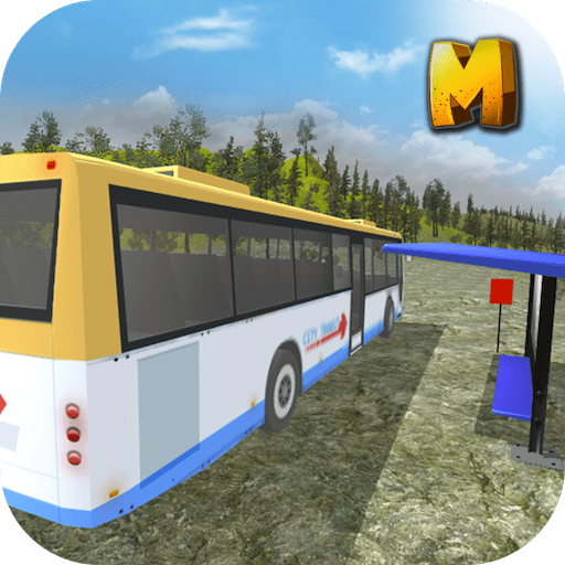 Offroad Tourist Bus Driving 3D