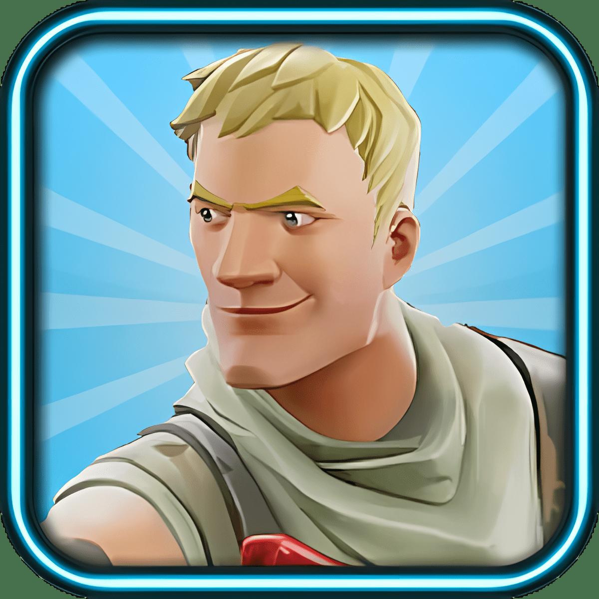Fortnite Mobile Game Wallpaper