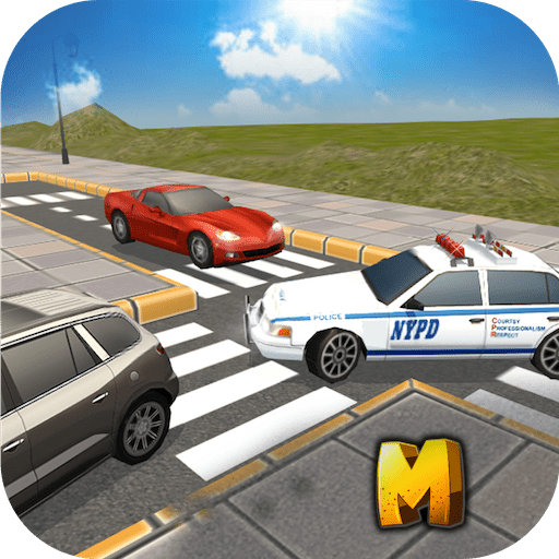 Police Car Chase For Android