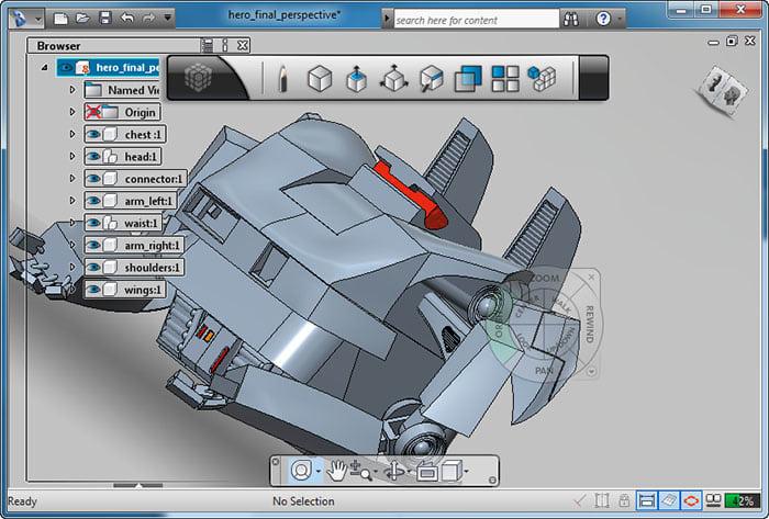 PROS. Autodesk 123D   Download
