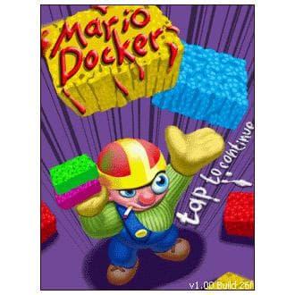 Mario Docker
