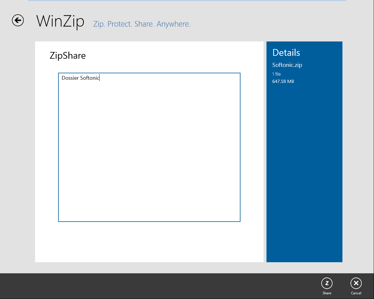 how to create zip windows 10