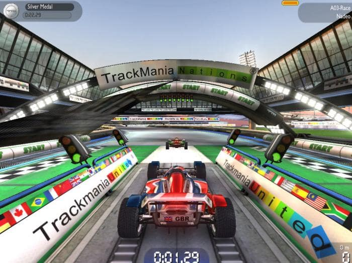 Trackmania Nations Forever Download