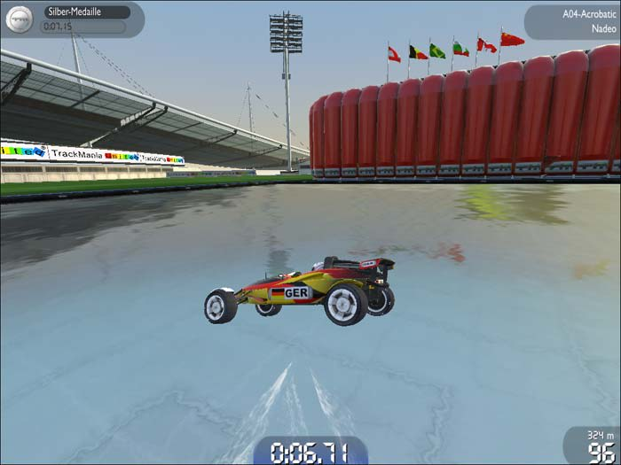 TrackMania Nations Forever