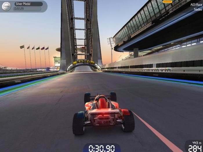 Download the latest version of TrackMania Nations Forever ...