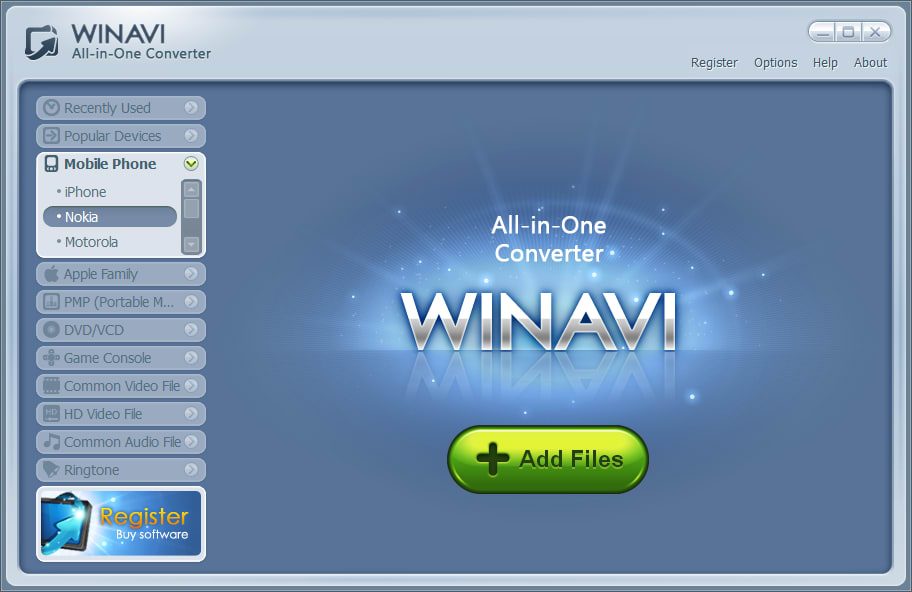 winavi video converter registration code