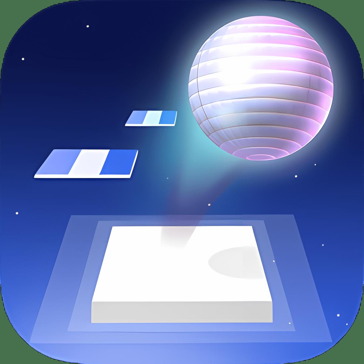 Dancing Ball 2 music game