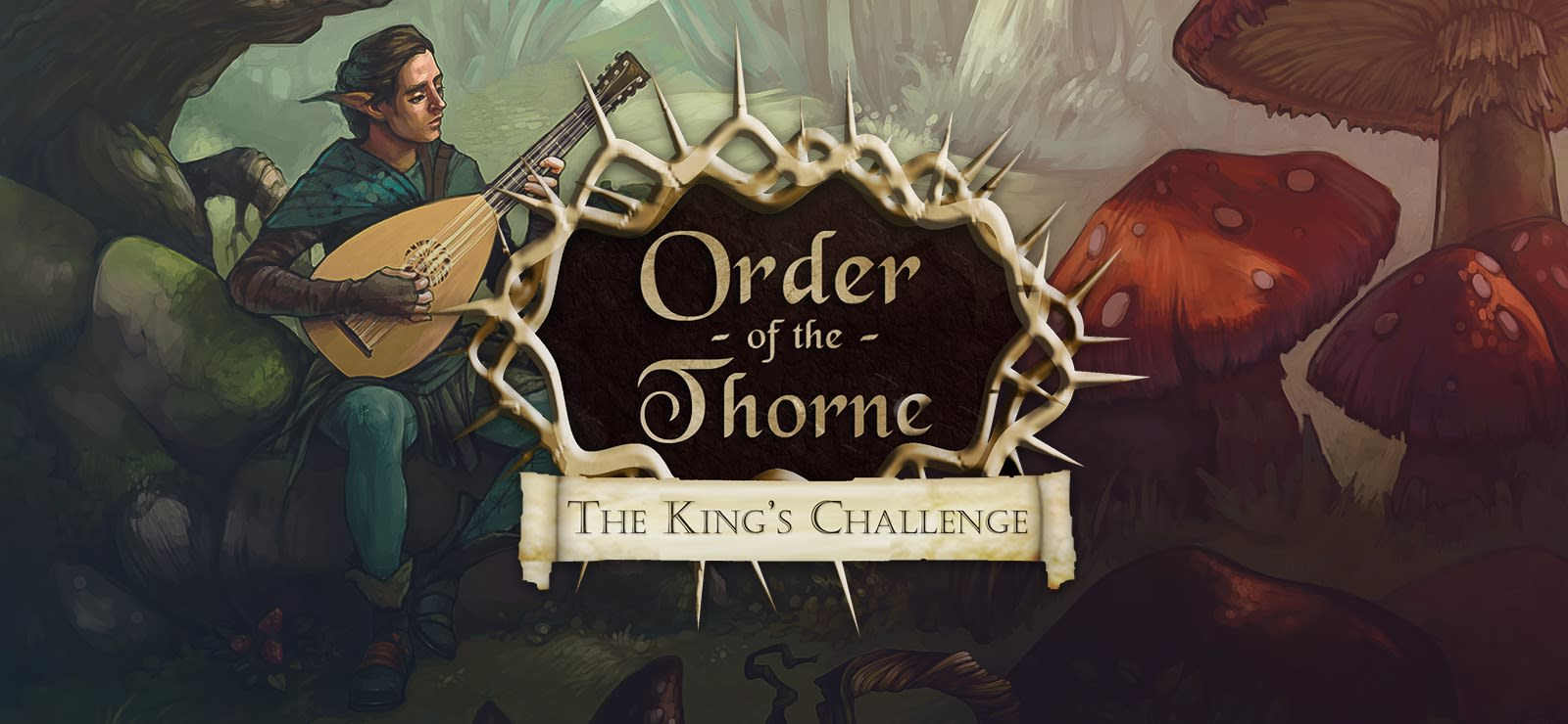 Order Of The Thorne: The King'S Challenge varies-with-device